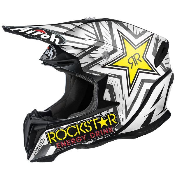 Casque Cross Airoh Twist Rockstar Matt
