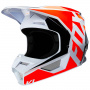 Casque Cross FOX V1 Prix Fluo Orange