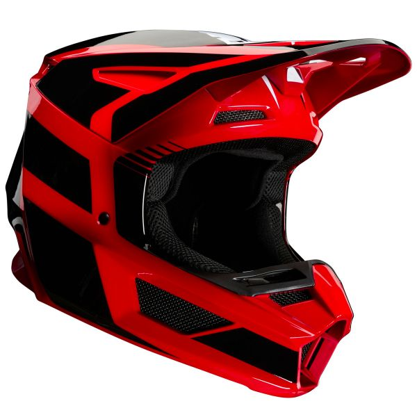 FOX V2 Hayl Flame Red
