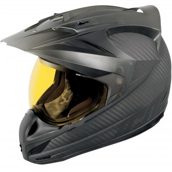 Casque Cross ICON Variant Ghost Carbon