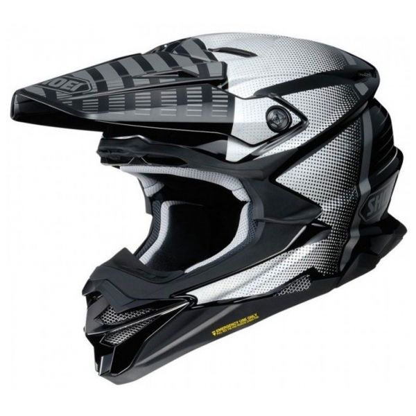 Casque Cross Shoei VFX-WR Blazon TC5
