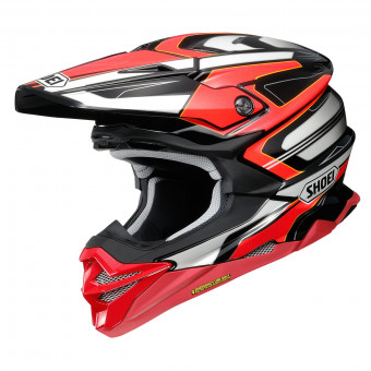 Casque Cross Shoei VFX-WR Brayton TC1