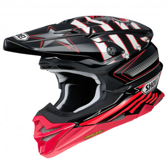 Casque Cross Shoei VFX-WR Grant 3 TC1