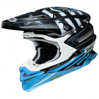 Casque Cross Shoei VFX-WR Grant 3 TC2