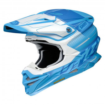 Casque Cross Shoei VFX-WR Zinger TC1