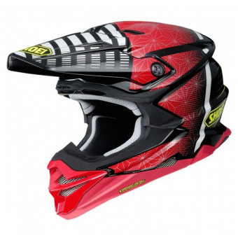 Casque Cross Shoei VFX-WR Zinger TC10