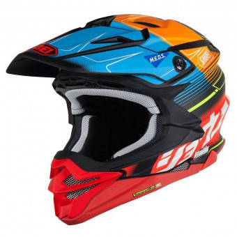 Casque Cross Shoei VFX-WR Zinger TC2