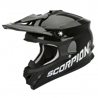 Casque Cross Scorpion VX-15 Evo Air Noir
