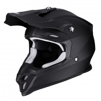 Casque Cross Scorpion VX-16 Air Noir Mat