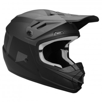 Casque Enfant Thor Sector Level Charcoal Black Enfant