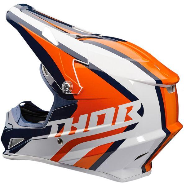 Thor Sector Ricochet Navy Orange White Enfant