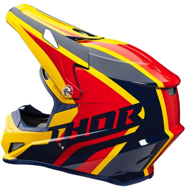 Thor Sector Ricochet Navy Yellow Red Enfant