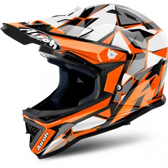 Casque Enfant Airoh Archer Chief Orange