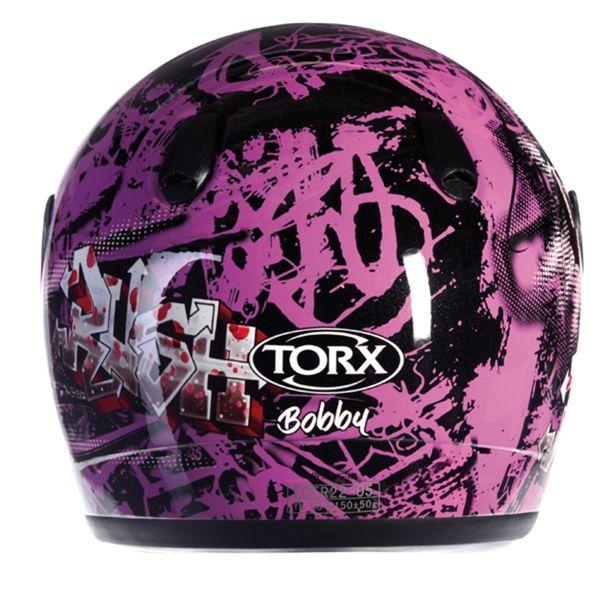 Torx Bobby Noir Rose