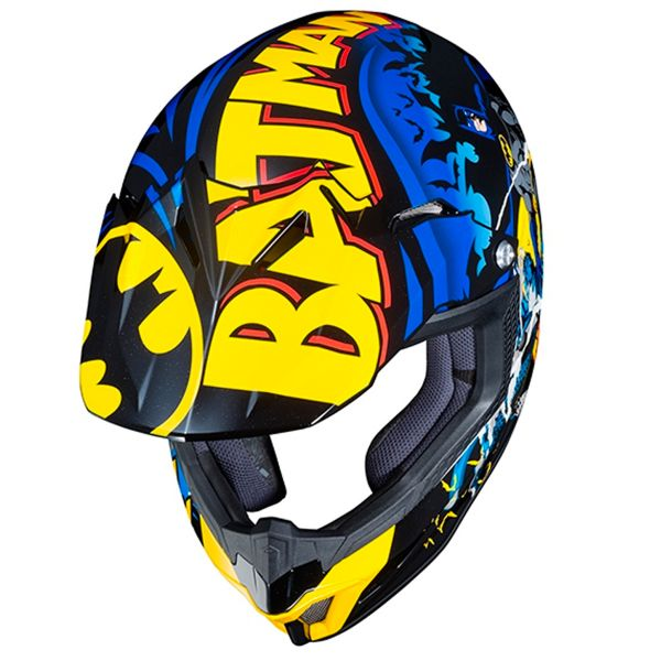 HJC CL-XY II Batman Dc Comics MC23