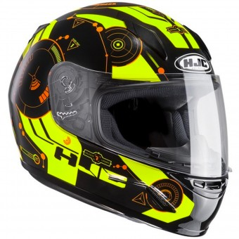 Casque Enfant HJC CLY Simitic MC4H