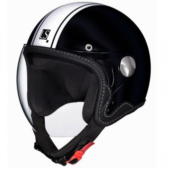 Casque Enfant Laura Smith Junior Noir Mat