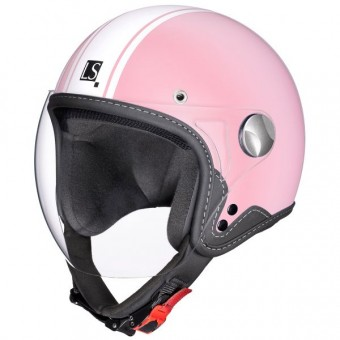 Casque Enfant Laura Smith Junior Rose