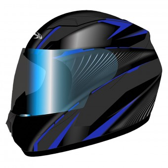 Casque Enfant Stormer Rule Arrow Bleu