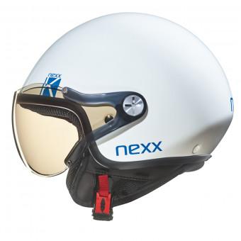 Casque Enfant Nexx SX.60 Kids K Blanc