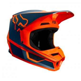 Casque Enfant FOX V1 Przm Orange Enfant