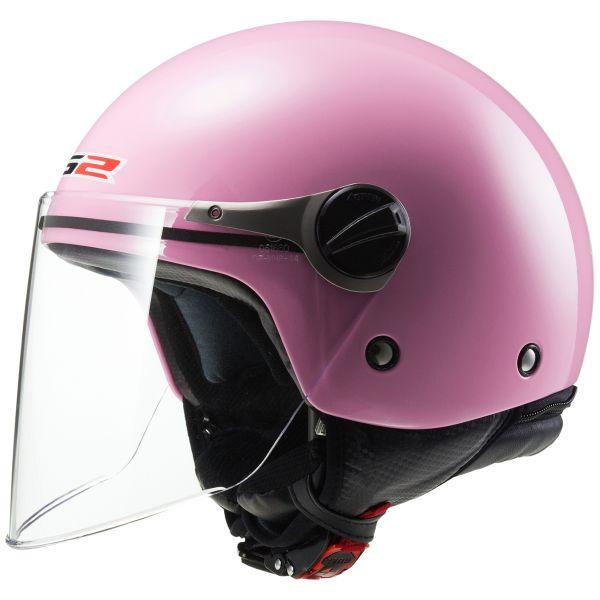 Casque Enfant LS2 Wuby Pink OF575J