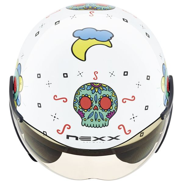 Nexx X60 Kids Goomy White