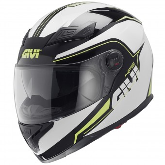 Casque Integral Givi 50.4 Spectrum Black Yellow