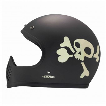 Casque Integral Dmd 75 Little Skull