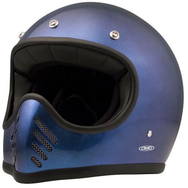 Casque Integral Dmd 75 Electric Blue