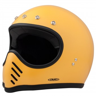 Casque Integral Dmd 75 Yellow