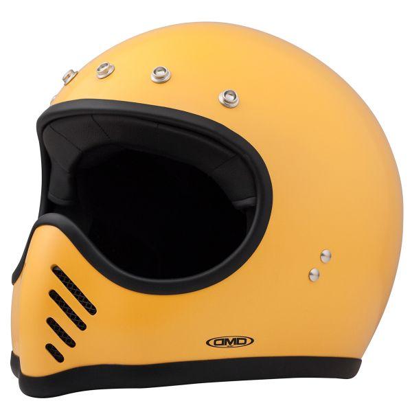 Casque Integral Dmd 75 Yellow