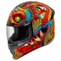 Casque Integral ICON Airframe Pro Barong Red