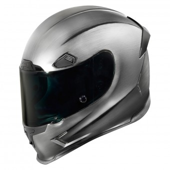 Casque Integral ICON Airframe Pro Quicksilver Silver