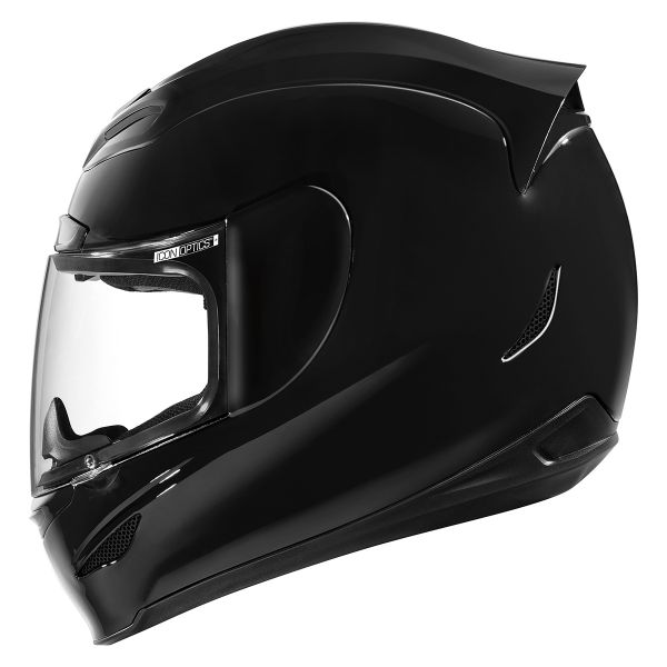 Casque Integral ICON Airmada Gloss Black