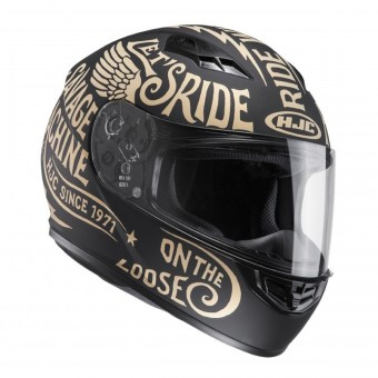 Casque Integral HJC CS-15 Rebel MC9F