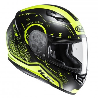 Casque Integral HJC CS-15 Safa MC4HSF