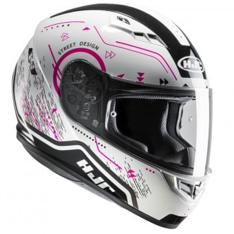 Casque Integral HJC CS-15 Safa MC8