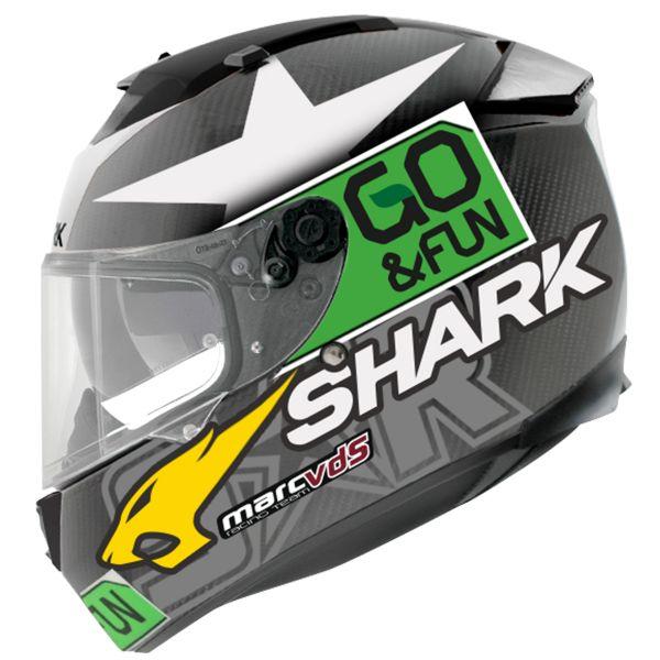 casque shark speed r max vision pinlock carbon redding mat dgy au meilleur prix. Black Bedroom Furniture Sets. Home Design Ideas