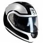 Casque Integral UBIKE Chronos Racing Silver