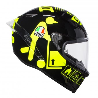 Casque Integral AGV Corsa R Iannone Winter Test 2017 Limited Edition