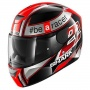 Casque Integral Shark D-Skwal Replica Sam Lowes KOS