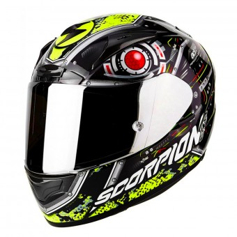Casque Integral Scorpion EXO 2000 Evo Air Replica Stephane Lacaze