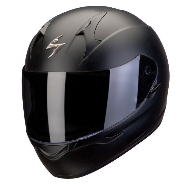 Casque Integral Scorpion Exo 390 Matt Black