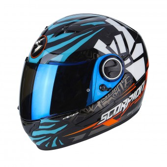 Casque Integral Scorpion Exo 490 Replica Rok Bagoros