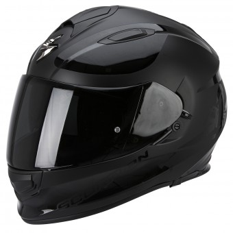 Casque Integral Scorpion Exo 510 Air Sublim Matt Black Chrome