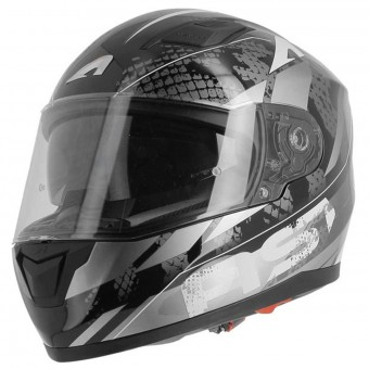 Casque Integral Astone GT 900 Skin Grey