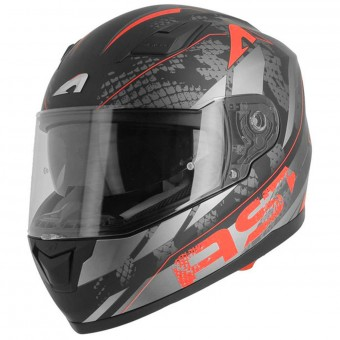 Casque Integral Astone GT 900 Skin Matt Red