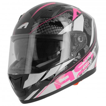 Casque Integral Astone GT 900 Skin Pink