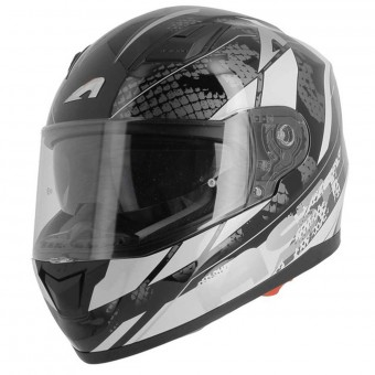 Casque Integral Astone GT 900 Skin White
